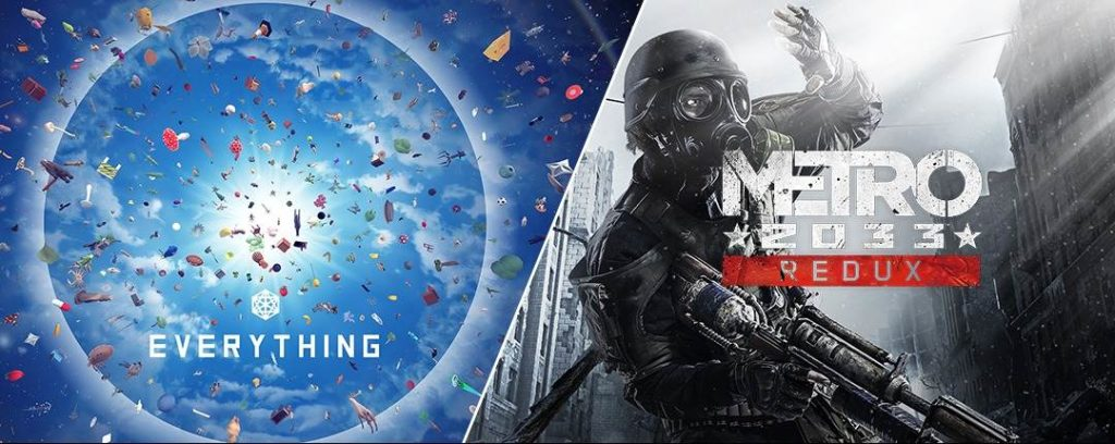 everything ve metro 2033 redux ücretsiz