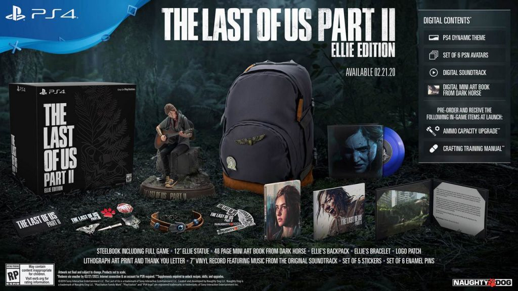 The Last of Part II Ellie Edition