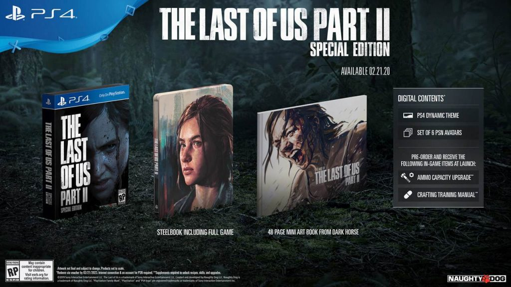 The Last of Part II Special Edition