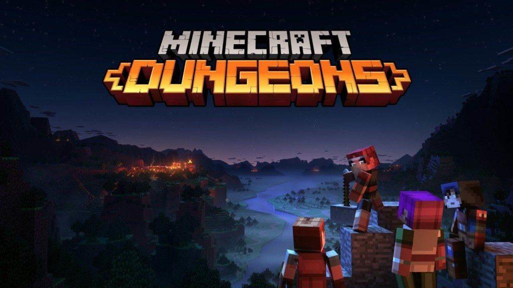 minecraft dungeons inceleme puanları