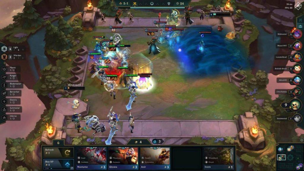 teamfight tactics mobile